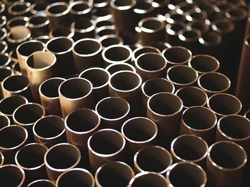 tubi in acciaio saldati