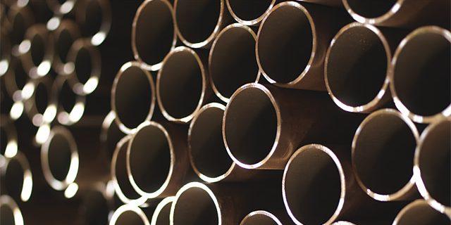 Tubi di acciaio non legato per impieghi a pressione per temperatura elevata